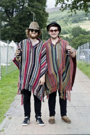 Beers and beards at Green Man 2013