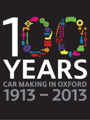 Logo for Oxford plant centenary