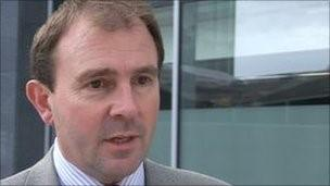 Senator Alan Maclean