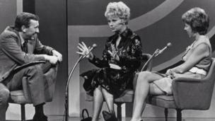 Sir David Frost interviews Lucille Ball