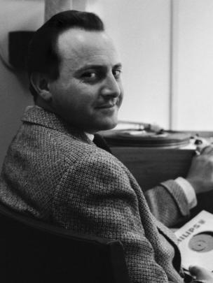 David Jacobs in 1962