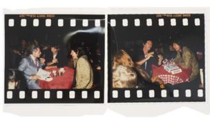 Charlie Watts, Keith Richards and Mick Jagger