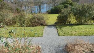 Lingholm garden