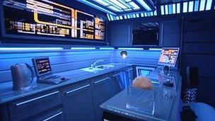 Alleyne's kitchen