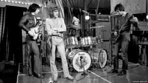 The Who at The Rolling Stones Rock and Roll Circus