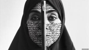 Rebellious Silence by Shirin Neshat