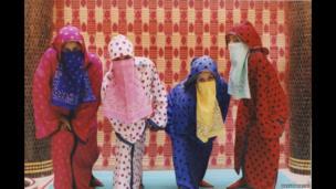 Dotted crew by Hassan Hajjaj