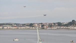 RV8tors at the Guernsey Air Display 2013