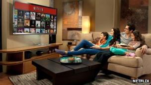 Netflix studies piracy sites to decide what to buy - BBC News