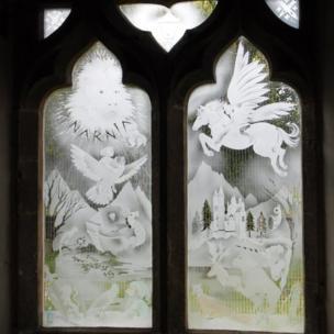Narnia window