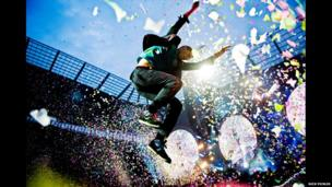 Coldplay Live In Manchester