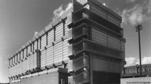 Moore Street substation, Sheffield