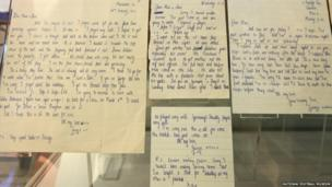 George Best letters