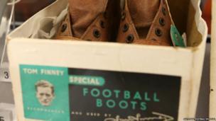 Tom Finney boots