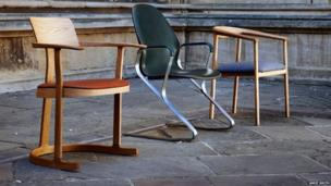 Three chairs shortlisted in competition