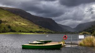 Talyllyn Lake, Gwynedd