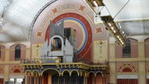 The Round at Alexandra Palace