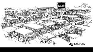 M25 by Ed McLachlan