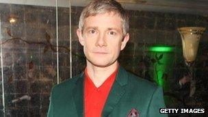 Martin Freeman cast in Fargo TV series - BBC News