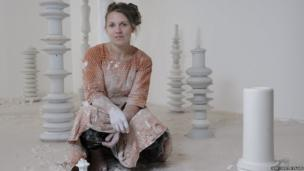 In Pictures British Ceramics Biennial Bbc News