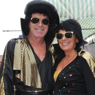 Over 100 professional Elvis tribute acts - or ETAS - as they are known have come to the town to perform at more than 225 concerts honouring the late great Elvis Presley