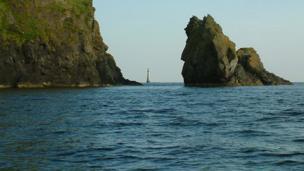 Calf of Man, Isle of Man