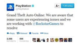 link to PlayStation tweet