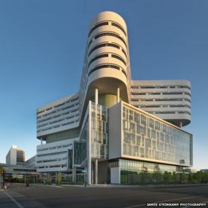 Rush University Medical Center New Hospital Tower - Penkins+Will