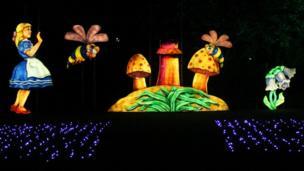 Roker Park Lights in 2012