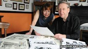 Authors Mary and Bryan Talbot