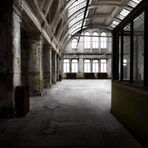 Harland & Wolff Drawing Office