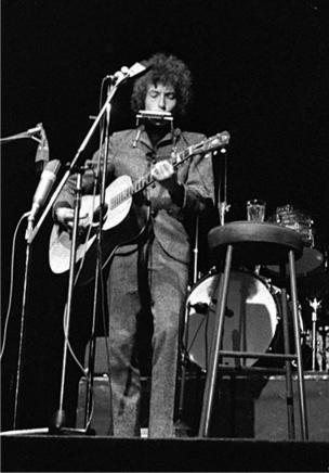 Bob Dylan at the Free Trade Hall