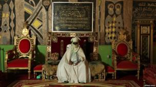 Alhaji Ado Bayero, the Emir of Kano