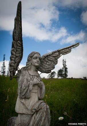 Cemetery of Pasto, Narino