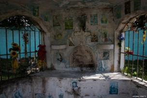 Cemetery in Mariquita, Tolima