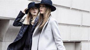 Hot fashion items at Zara can be designed and on the shelves in just two weeks