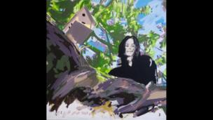 Michael Daydreams by Stuart Semple