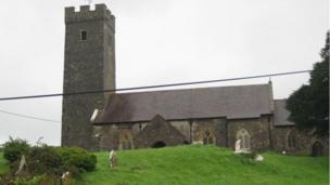 Eglwys Llangyndeyrn