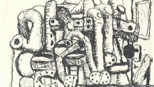 Philip Guston, Pile Up, 1981