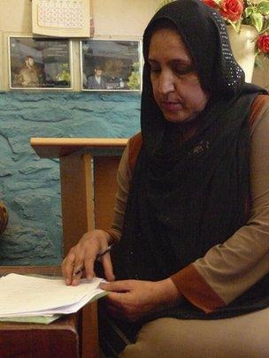 Dr Masouda