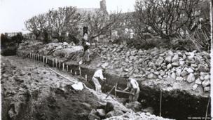 Schiller graves