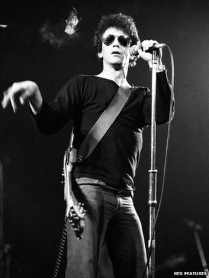 Lou Reed in 1983