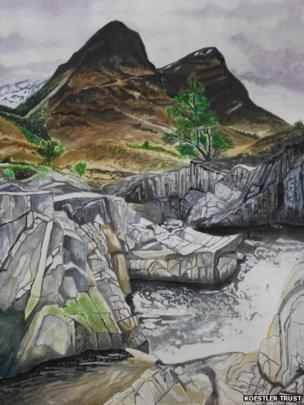 Koestler Trust Scottish Prison Art Exhibition
