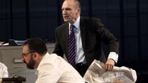 Ralph Fiennes in Pravda