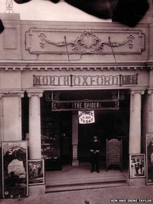 North Oxford Kinema in 1913