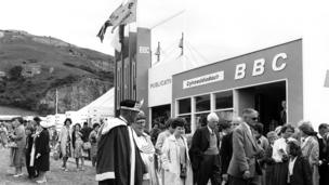 Sir Cynan Evans-Jones CBE