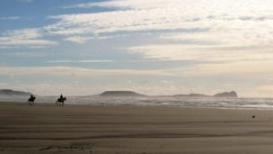 Llangennith beach, Gower, Swansea