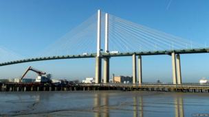 The Queen Elizabeth II Bridge