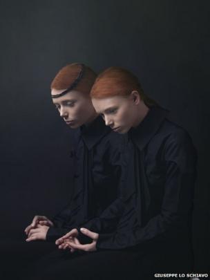 Portrait by Giuseppe Lo Schiavo