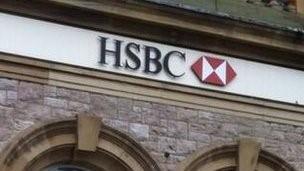 HSBC Llangollen